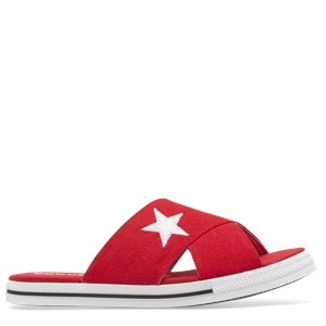 WOMENS ONE STAR CANVAS SANDAL -converse-BONEYARD // PUKEKOHE - HOME