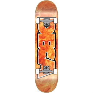 DECA FIRE MINI COMPLETE SKATEBOARD-skateboards-BONEYARD // PUKEKOHE - HOME