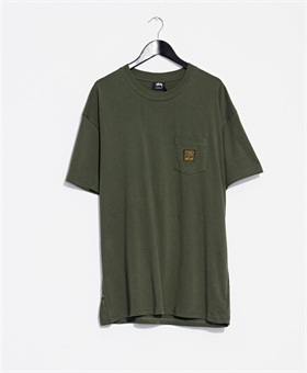 CLASSIC WORKWEAR POCKET SHORT SLEEVE TEE-mens--BONEYARD // PUKEKOHE - HOME