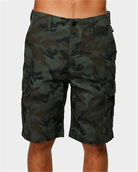 SCHEME CARGO WALKSHORT -mens--BONEYARD // PUKEKOHE - HOME