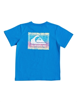 BOYS CHECKED OUT SHORTSLEEVE TEE-youth-and-kids-BONEYARD // PUKEKOHE - HOME