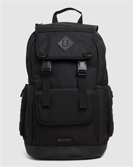 CYPRESS RECRUIT BACKPACK ALL BLACK-womens-BONEYARD // PUKEKOHE - HOME