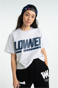 GIANTS 2.0 CROPPED TEE -womens-BONEYARD // PUKEKOHE - HOME