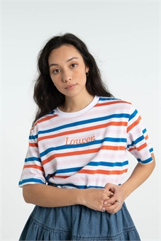 FLORENCE CROPPED TEE -womens-BONEYARD // PUKEKOHE - HOME