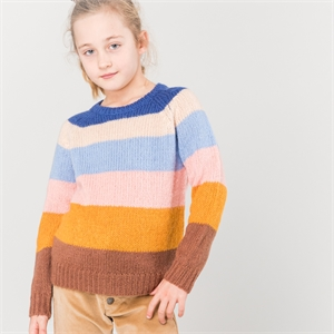 TEEN DELUXE STRIPE KNIT-youth-and-kids-BONEYARD // PUKEKOHE - HOME