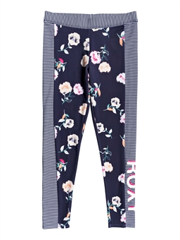 TEEN LETS GET SALTY FITNESS / SWIM LEGGINGS-roxy-BONEYARD // PUKEKOHE - HOME