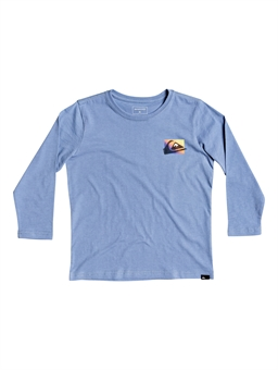 BOYS NEON COLOUR LONGSLEEVE TEE-long-sleeve-tees-BONEYARD // PUKEKOHE - HOME