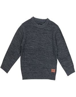 YOUTH SKYLINER CREW NECK KNIT -knitwear-BONEYARD // PUKEKOHE - HOME