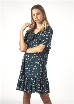 JOYFUL DRESS VINES-womens-BONEYARD // PUKEKOHE - HOME