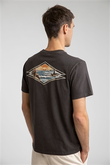 PILGRIMAGE VINTAGE TEE SHIRT-mens--BONEYARD // PUKEKOHE - HOME
