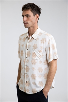 LIMA SHORTSLEEVE SHIRT-mens--BONEYARD // PUKEKOHE - HOME