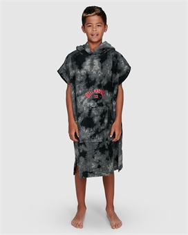 YOUTH HOODED TOWEL PONCHO-youth-and-kids-BONEYARD // PUKEKOHE - HOME