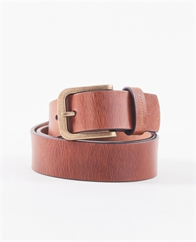 HANDCRAFTED LEATHER BELT-accessories-BONEYARD // PUKEKOHE - HOME