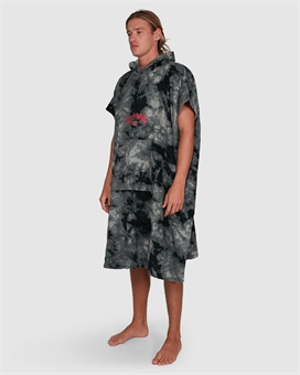 MENS HOODED TOWEL-mens--BONEYARD // PUKEKOHE - HOME
