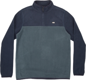 BALLAST QUARTER ZIP FLEECE-mens--BONEYARD // PUKEKOHE - HOME