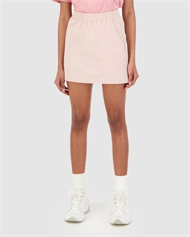 RISE SKIRT GUM PINK-womens-BONEYARD // PUKEKOHE - HOME