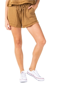 HEARTBREAKER FRAYED SHORT-womens-BONEYARD // PUKEKOHE - HOME