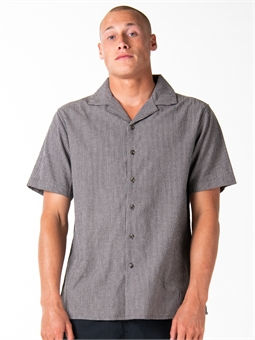 VERT SHORT SLEEVE SHIRT-mens--BONEYARD // PUKEKOHE - HOME