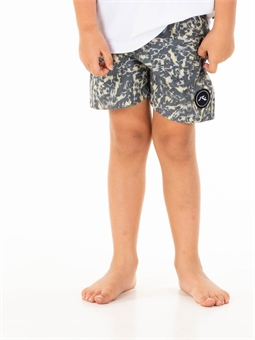 BOYS THUNDER HEAD ELASTIC BOARDSHORT OMBRE BLUE-youth-and-kids-BONEYARD // PUKEKOHE - HOME