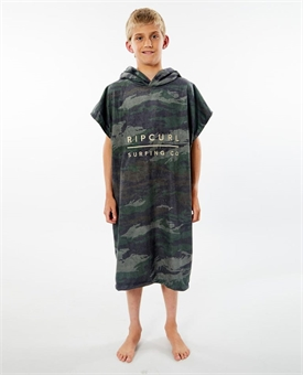 YOUTH ADJUSTED HOODED TOWEL-youth-and-kids-BONEYARD // PUKEKOHE - HOME