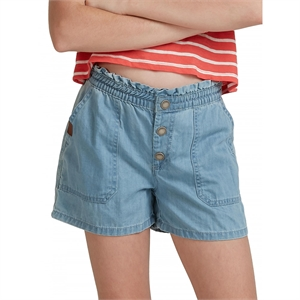 TEEN MIDSUMMER DENIM SHORT-youth-and-kids-BONEYARD // PUKEKOHE - HOME